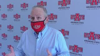 """A-State going """"mostly virtual"""" after Thanksgiving break"""
