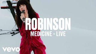 Robinson - Medicine (Live) | Vevo DSCVR ARTISTS TO WATCH 2019