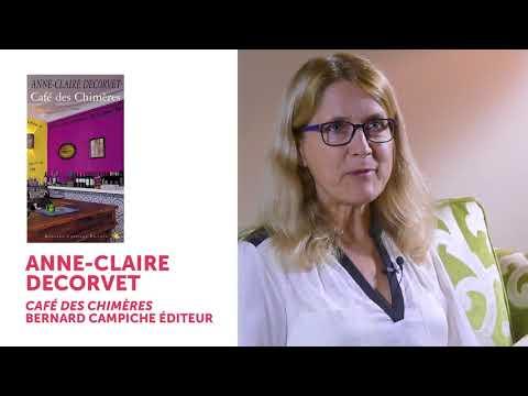 Vidéo de Anne-Claire Decorvet