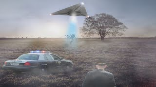 Police Officer UFO Encounters