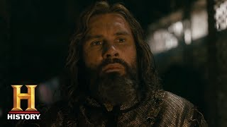 Rollo Learns Of The Battle Aftermath