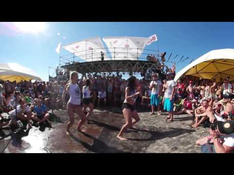 Z-Games 2016 - Конкурс мокрых маек - Видео 360°