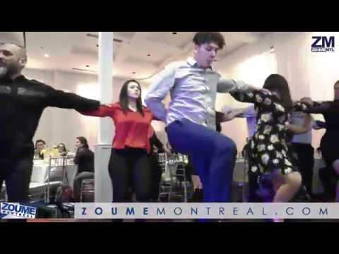 Ο 54ος ετήσιος χορός του «Εύξεινου Πόντου» Μόντρεαλ