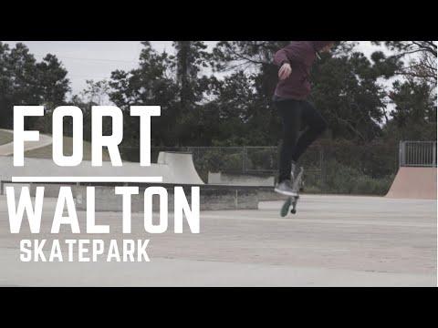 Fort Walton beach SKATEPARK