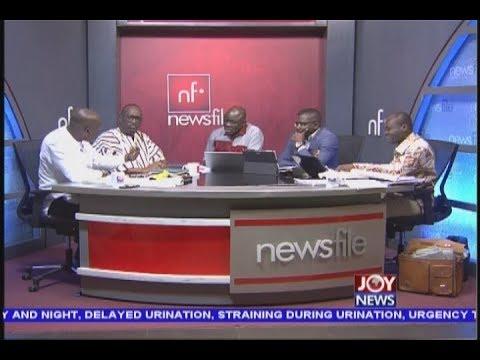 SONA2019-Security - Newsfile on JoyNews (23-2-19)
