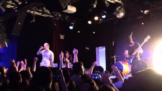 """Jonny Craig """"The Lives We Live"""" in NYC"""