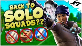 Mongraal | SOLO SQUADDING IN 2019!? (Fortnite Stream Highlights Gameplay)