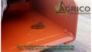 Купить фронтальный погрузчик на МТЗ 82 купить в Бердянске от компании Агрикомаш ООО - видео