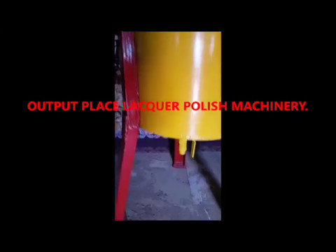 Concrete Admixture Making Machine
