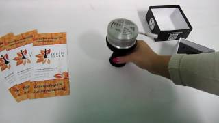 Устройство для контроля жара Euro Shisha Razor, видеообзор 1