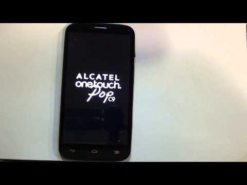 Alcatel One Touch Pop C7 HARD RESET - Restaurar / Resetear - Quitar Patron HD