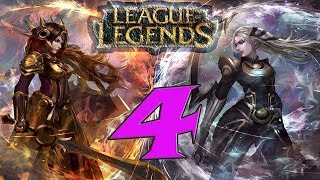 League of Legends #4 У Макса горит пукан