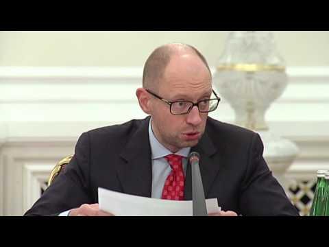 Скандал Саакашвили, Яценюка и Авакова: в сети появилось первое видео с совещания
