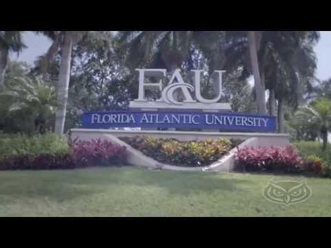 Florida Atlantic University - video