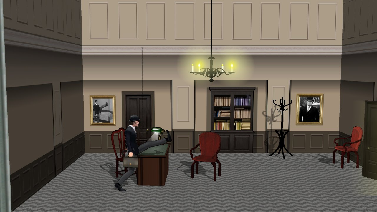 Monty Python's 'The Ministry Of Silly Walks' Is Now A Mobile Game