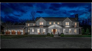 92 Briscoe Road, New Canaan, CT 06840 – Smart Sustainable Sophisticated House