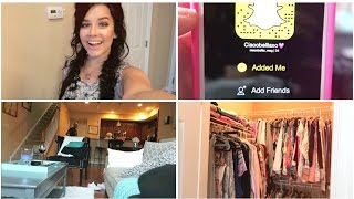 Decorating & Organizing The New Place!  | July 12-14, 2015