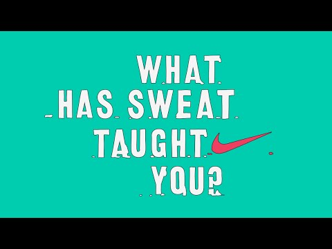 What Has Sweat Taught You?