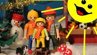 Playmobil Film Deutsch Weihnachtsmarkt Playmobilfilme Für Kinder Familie Sommerplay Kinderfilm