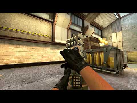 CS:GO AWP 5 Kill and 3 no scope