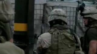 USMC Street Battle In Ramadi: Charlie Company