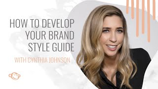 PicMonkey Masters Series: Developing Your Personal Brand Style Guide