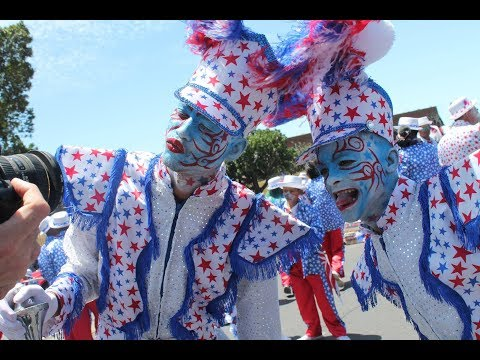 Cape Minstrel Parade 2019 /Tweede Nuwe Jaar Parade 2019
