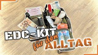 Dieses EDC Kit nützt dir im ALLTAG wirklich - EDC Kit Urban