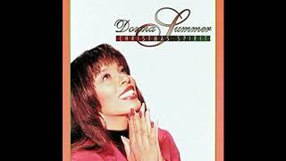 01 White Christmas-Donna Summer