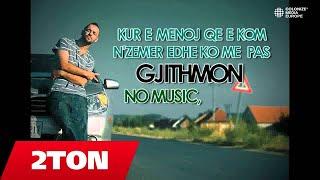 2TON - Muzikes ( Official Video Lyrics ) 2012