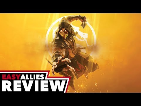 Mortal Kombat 11 - Easy Allies Review - YouTube video thumbnail