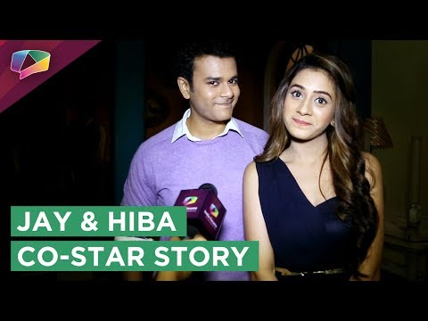 Jay Soni And Hiba Nawab Reveal About Each Other | Co-Star Story