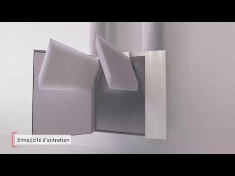 FLAIR 325 en 3D avec le détail des composants
