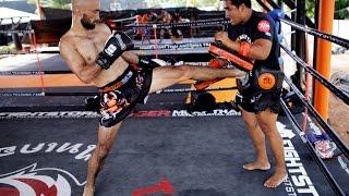 World Muay Thai Champion: Anvar Boynazarov