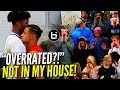 """OVERRATED?!"" Julian Newman vs UNDEFEATED Host School; SOLD OUT Crowd!"