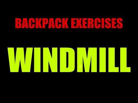 Backpack Windmill