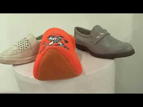 В курском музее обуви найдены самые большие ботинки