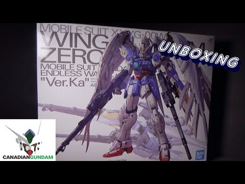 Xxxg 00w0 Wing Gundam Zero Ew Ver Ka Bandai Spirits 5060760 2020