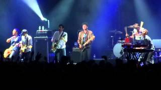 Arkells--Michigan Left--Live @ CNE Bandshell Toronto 2012-08-29