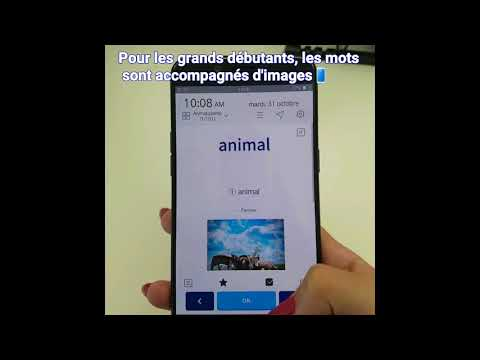 Vidéo WordBit Anglais (mémorisation automatique )