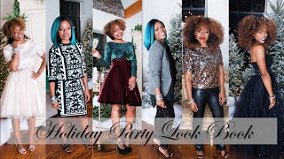 Holiday Party Look Book | Maria Antoinette TV