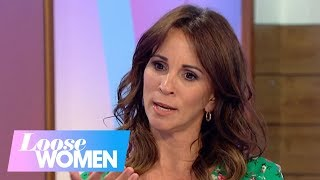 Andrea Opens Up About Terrible Bullying She Endured at School | Loose Women