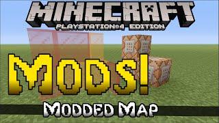 Minecraft Mods auf PS3 ?