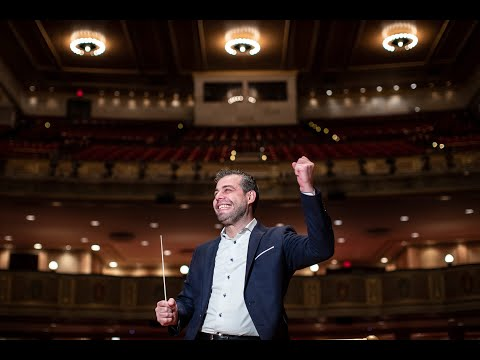 Meet the Detroit Symphony Orchestra's new music director