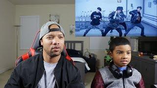 BTS: Mic Drop / AJ & RJ Reaction
