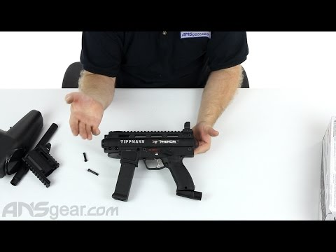 Tippmann X7 Phenom Paintball Gun – Review