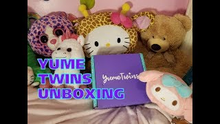 Yume Twins Unboxing | Mystery Surprise Toy Box From Japan For Kids