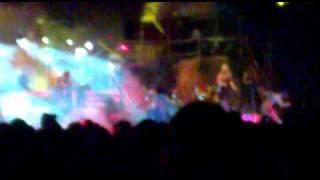 Gypsy Heart Tour à Quito - Take Me Along Performance - 29/04/11