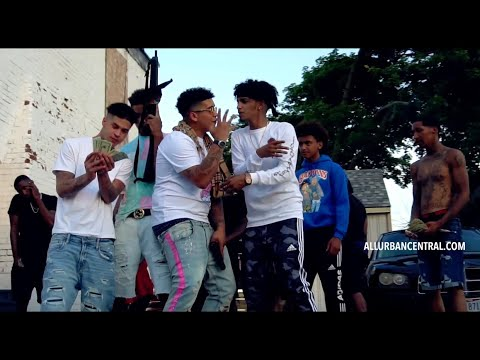 "Gys Shady X Gys Foreign ""We Paid Remix"" Official Music Video 42 Dugg Lil Baby Cover"