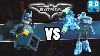 The LEGO Batman Movie Game - Batman vs Mr  Freeze